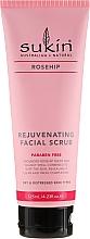 Kup Odmładzający peeling do twarzy do skóry suchej i problematycznej - Sukin Rejuvenating Facial Scrub
