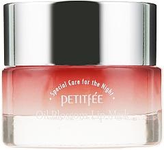 Kup Maska do ust na noc z olejkiem kameliowym i witaminą E - Petitfee & Koelf Oil Blossom Lip Mask