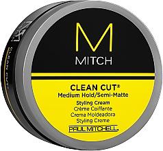 Kup Krem do stylizacji włosów - Paul Mitchell Mitch Clean Cut Styling Cream