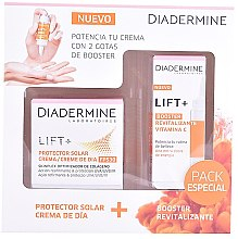 Kup Zestaw do makijażu - Diadermine Lift + Booster Vitamina C Set (cr/50ml+booster/15ml)