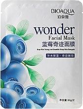 Kup Maseczka na tkaninie do twarzy Jagoda - Bioaqua Wonder Facial Mask