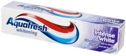 Kup Wybielająca pasta do zębów - Aquafresh Whitening Intense White
