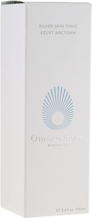 Tonik do cery problematycznej skłonnej do wyprysków - Omorovicza Silver Skin Tonic  — фото N2