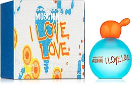 Kup Moschino I Love Love - Woda toaletowa (mini)