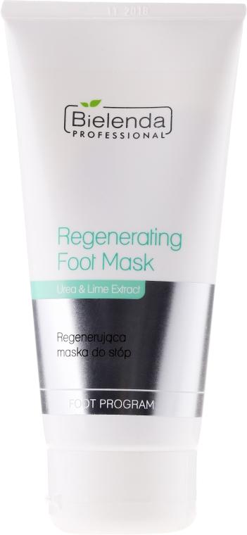 Regenerująca maska do stóp - Bielenda Professional Foot Program Regenerating Foot Mask