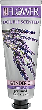 Kup Perfumowany krem do rąk - Nature of Agiva Flower Lavender Oil Hand Cream