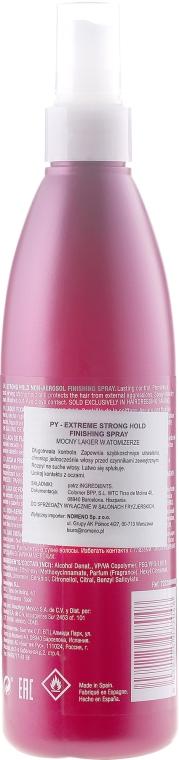 Mocno utrwalający spray - Revlon Professional Pro You Extreme Strong Hold Finishing Spray — фото N2