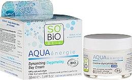 Kup Dotleniający krem do twarzy na dzień - So'Bio Etic Aqua Energie Dynamic Oxygen-Rich Gel Day Cream