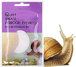 Kup Hydrożelowe płatki pod oczy - Quret Snail Hydrogel Eye Patch