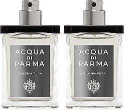 Kup Acqua di Parma Colonia Pura Travel Spray Refills - Woda kolońska