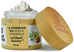 Kup Peeling do twarzy z rumiankiem i orzechem włoskim - Beauty Garden Noix & Camomille Face Scrub