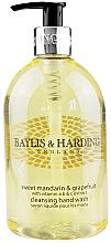 Kup Mydło w płynie do rąk Słodka mandarynka i grejpfrut - Baylis & Harding Sweet Mandarin & Grapefruit Cleansing Hand Wash