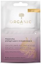 Kup Pielęgnująco-oczyszczająca maseczka do twarzy - Organic Lab Nourishing And Cleansing Face Mask Elderberry Acai Berries And Lemongrass