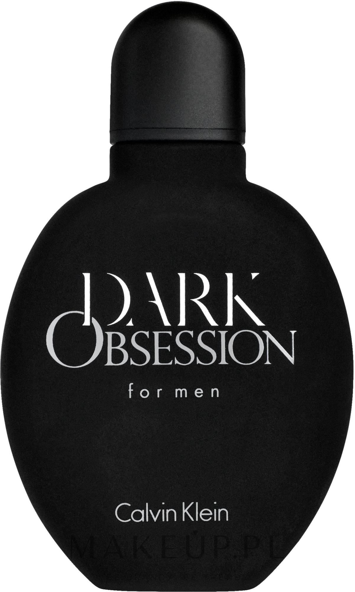 calvin klein dark obsession for men