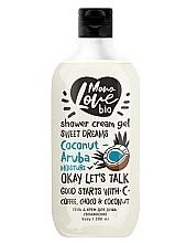 Kup Nawilżający żel pod prysznic - MonoLove Bio Coconut-Aruba Moisture