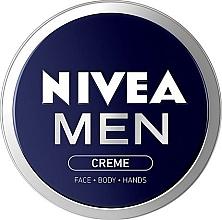 Kup Krem dla mężczyzn do twarzy, ciała i rąk - Nivea For Men Face Body Hands Cream