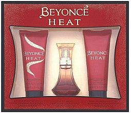 Kup Beyonce Heat - Zestaw (edp 30 ml + sh/gel 75 ml + b/lot 75 ml)