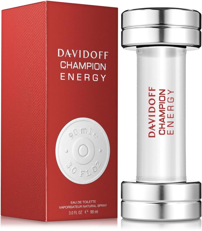 Davidoff Champion Energy - Woda toaletowa