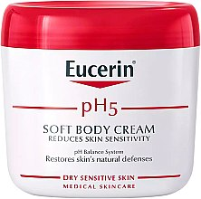 Kup Łagodny krem do ciała - Eucerin pH5 Soft Body Cream