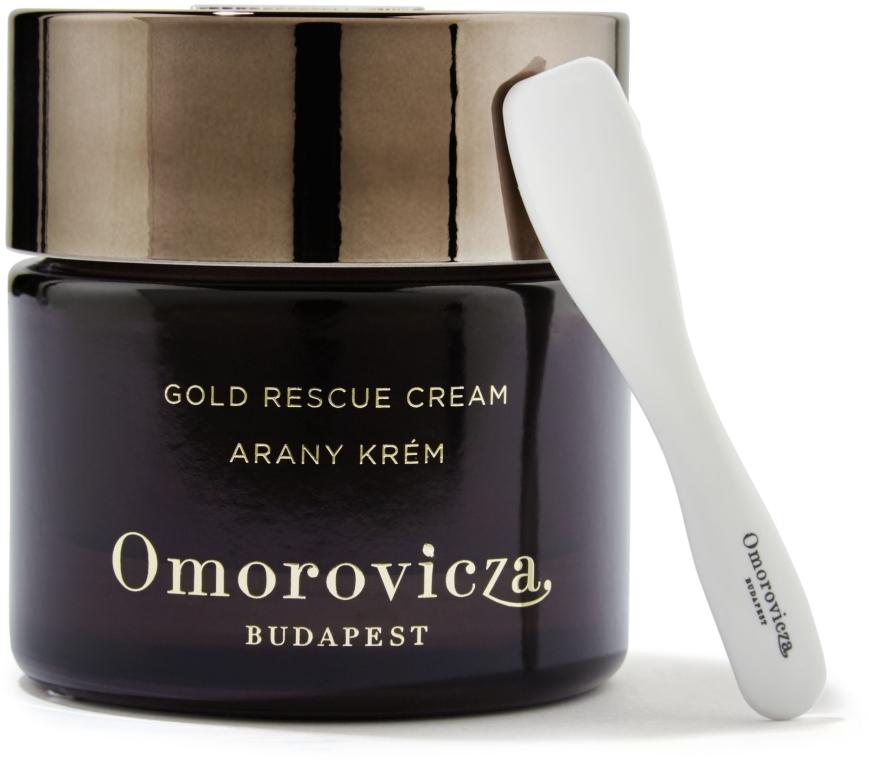 Krem do twarzy - Omorovicza Gold Rescue Cream — фото N2