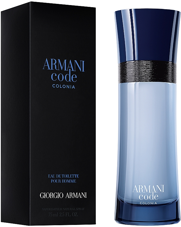 Giorgio Armani Armani Code Colonia - Woda toaletowa — фото N2