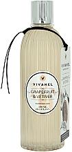 Kup Vivian Gray Vivanel Grapefruit & Vetiver - Żel pod prysznic Grejpfrut i wetyweria