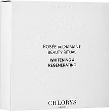 Kup Zestaw - Chlorys Rose de Diamant Beauty Ritual (f/emulsion/12ml + f/serum/10ml)