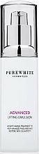 Kup Ujędrniająca emulsja liftingująca do twarzy - Pure White Cosmetics Advanced Lifting Emulsion