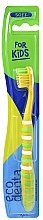 Kup Miękka szczoteczka do zębów dla dzieci - Ecodenta Soft Toothbrush For Children