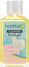 Kup Antybakteryjny żel do rąk Gin z Tonikiem - Bubble T Cleansing Hand Gel Gin & Tonic