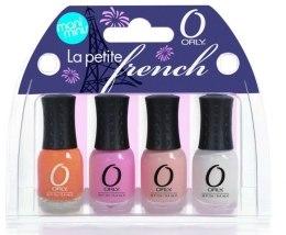 Kup Zestaw do francuskiego manicure - Orly La Petite French (Base/5.3ml + Nail/3x5.3ml)