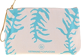 Kup Zestaw - Germaine de Capuccini Golden Caresse (emul/50ml + balm/50ml + bag)