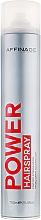 Kup Silnie utrwalający lakier do włosów - Affinage Power Hair Spray