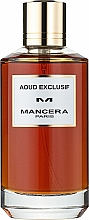 Kup Mancera Aoud Exclusif - Woda perfumowana