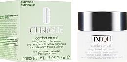 Kup Odżywczy krem do twarzy do skóry suchej i wrażliwej - Clinique Comfort On Call Allergy Tested Relief Cream