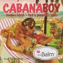 Kup Cień do powiek i róż do policzków 2 w 1 - theBalm Shadow-Blush Cabana Boy