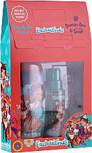 Kup PRZECENA! Zestaw - Uroda For Kids Enchantimals (sh/gel/250ml + b/mist/110ml + stickers) *