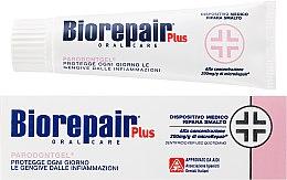 Kup Pasta do zębów Ochrona szkliwa - Biorepair Plus Professional Care Parodontgel