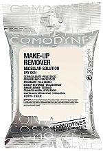 Kup Chusteczki do demakijażu do skóry suchej - Comodynes Make-up Remover Micellar Solution