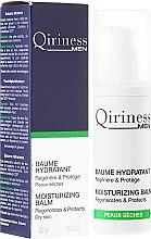 Kup Nawilżający balsam do twarzy do skóry suchej dla mężczyzn - Qiriness Men Moisturizing Balm