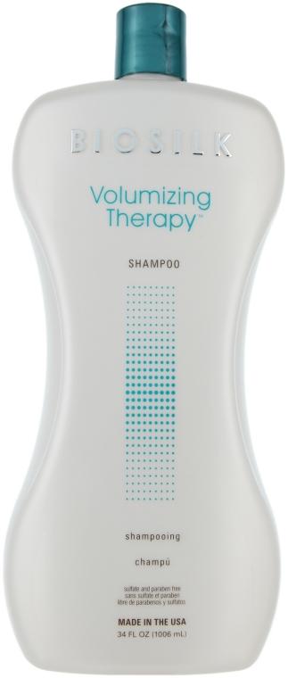 Szampon zwiększający objętość - BioSilk Volumizing Therapy Shampoo