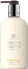 Kup Molton Brown Orange & Bergamot Hand Lotion - Balsam do rąk