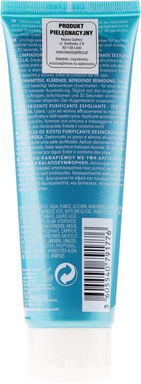 Oczyszczający żel do mycia twarzy - Biotherm Homme T-Pur Anti Oil & Wet — фото N2