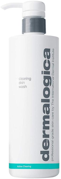 Oczyszczający żel do twarzy - Dermalogica Clearing Skin Wash — фото N1