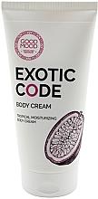 Kup Nawilżający krem do ciała - Good Mood Exotic Code Body Cream