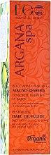 Kup Odbudowujący olejek odżywczy do włosów zniszczonych i farbowanych - ECO Laboratorie Argana Spa Regenerating Oil-Fluid