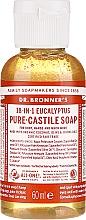 Kup Mydło w płynie Eukaliptus - Dr. Bronner's 18-in-1 Pure Castile Soap Eucalyptus