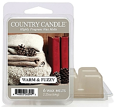 Kup Wosk zapachowy - Country Candle Warm and Fuzzy Wax Melts