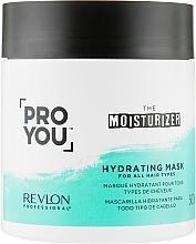 Kup Nawilżająca maska do włosów - Revlon Professional Pro You Hydrating Mask