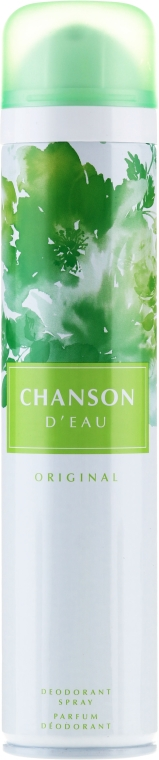 Coty Chanson Dʻeau Original - Zestaw (deo/spray/75ml + deo/200ml) — фото N3